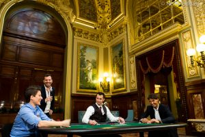 Selbst Beats Nadal in Heads Up Monte Carlo Charity Event