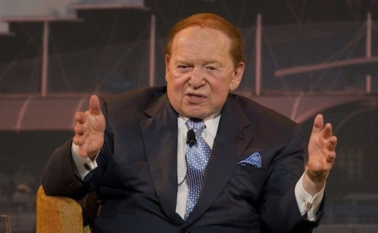 Sheldon Adelson undercover video expose