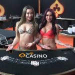 Pornhub takes a gamble by adding online strip poker and other casino games, featuring naked and near-naked dealers. (Image:  Highstakesdb.com)