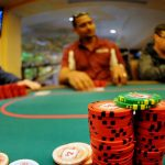 Miami poker room Hialeah Park cheated players out of money in a recent poker tournament, investigators say.  (Image:  SouthFlorida.com)