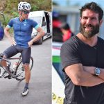 Dan Bilzerian is running out of time to fulfill his $600,000 bet with Bill Perkins. Lance Armstrong is helping train the Instagram King, who must bike from Los Angeles to Las Vegas within 48 hours by March 31 to win the prop bet.  (Image: dailynewsx.com)