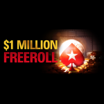 PokerStars Freeroll Offers a $1 Million Guaranteed Prize Pool  (Yes, $1 Million)
