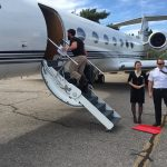 Dan Bilzerian and Hillary Clinton Do Business Over Private Jet