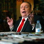 Larry Flynt is rumored to be interested in purchasing the embattled Normandie Casino in California. (Image: AP photo)