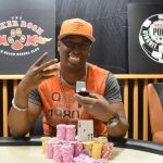 Maurice Hawkins claimed his second straight WSOP Circuit title at Harrah's Cherokee.  (Image:  WSOP.com)