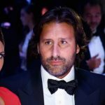 Poker pro Arnaud Mimran is standing trial in Paris, accused of being the leader of a gang that stole millions from the French government. He once cavorted with models like Claudia Galanti, with whom he is seen here in 2013. (Image: Vittorio Zunino Celotto/Getty Images for amfAR)