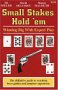 Small Stakes Hold'em Poker Book