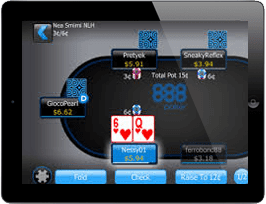 ipad poker apps