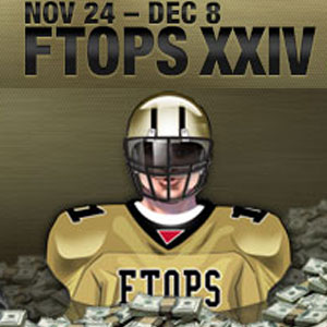 FTOPS XXIV Kicks off at Full Tilt Poker