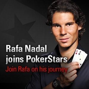 Rafael Nadal Set to Play First Live Poker Tournament