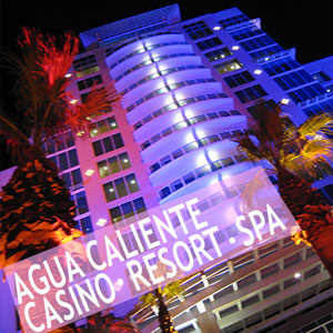 California Leg of HPT Expanded with Agua Caliente Event