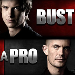 "Full Tilt Poker Lets Players Take on Big Names and ""Bust a Pro"""