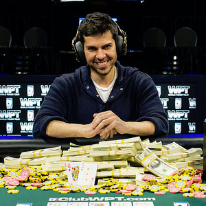 Merulla Defeats Paredes to Win Second-Largest WPT in History