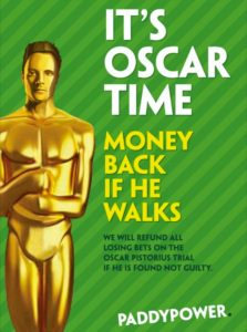 Paddy Power Oscar Pistorius