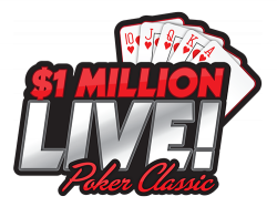 Maryland Live Casino $1 Million Live! Poker Classic fake tournament chips