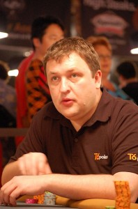 Tony G Open Face Chinese Poker