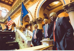 New York State online pokerAssemblymember J. Gary Pretlow legislation