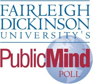 Fairleigh Dickinson Public Mind Poll marijuana online gambling