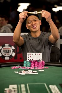 Tuan Le WSOP 2014 Day 5