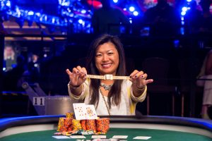 Haixia Zhang, World Series of Poker 2014, WSOP, Ladies Championship