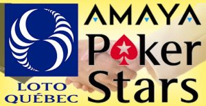 PokerStars, Lotio-Quebec. Amaya Gaming, Quebec, Canada