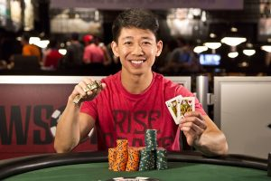 WSOP 2014, World Series of Poker, Tommy Hang