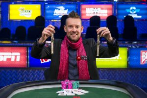 Event 38, George Danzer, WSOP 2014, World Series of Poker