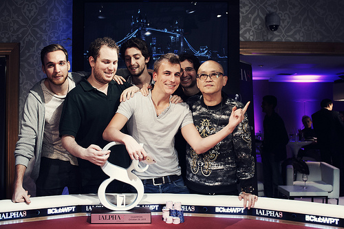 The WPT Alpha8 will return to London, where Philipp Gruissem won last season's tournament.