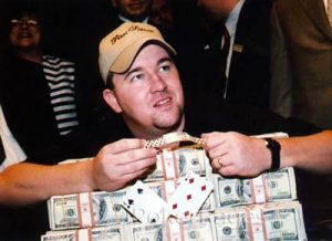 Chris Moneymaker made millions dream of also winning millions with his 2003 WSOP Main Event win.