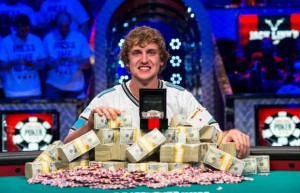 Ryan Reiss was among the notable poker celebrities spotted by our erstwhile author on this trip.