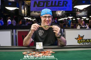 Jared Jaffee, WSOP 2014, World Series of Poker