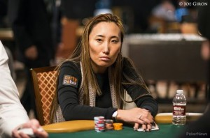 Melissa Burr, World Series of Poker, WPT500