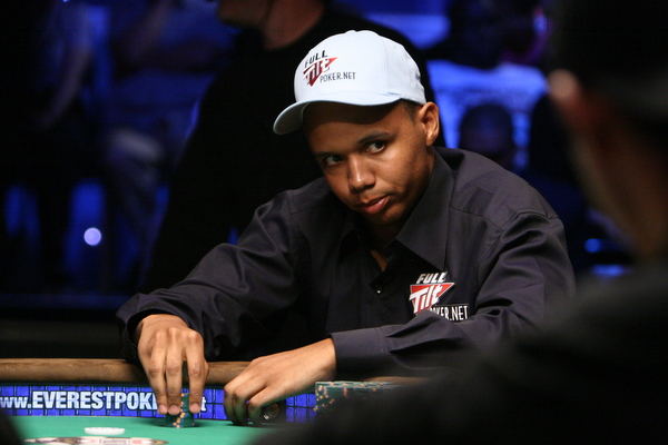 Phil Ivey, WSOP 2014, World Series of Poker, Main Event