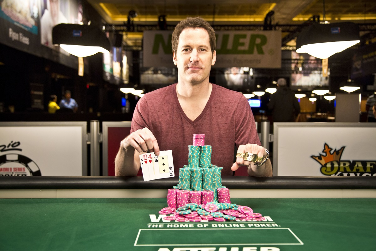 Pat Walsh, WSOP 2014, World Series of Poker
