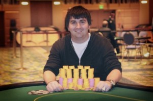 Joe Kuether, WSOP 2014, World Series of Poker, Main Event