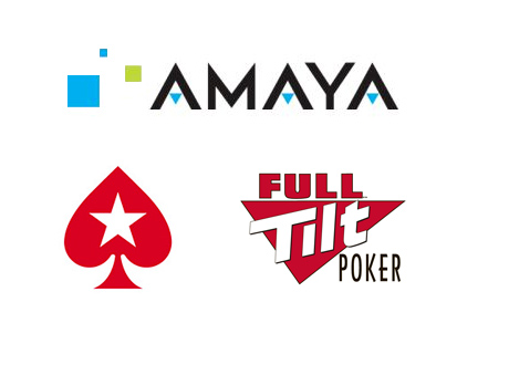 PokerStars and Full Tilt now under Amaya.