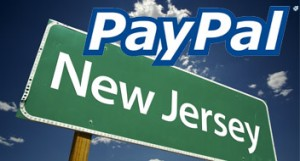 PayPal in New Jersey