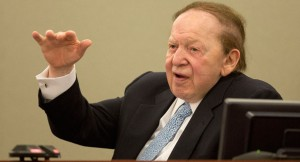 Sheldon Adelson to speak at G2E