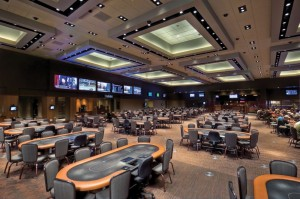 Arena Poker Room at Talking Stick