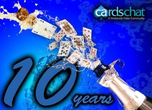 CardsChat 10th Anniversary