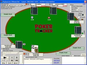 PokerTracker2 screenshot