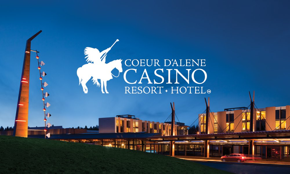 Courd alene casino casino rental equipment mississauga