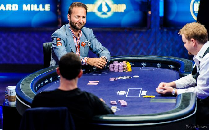 Daniel Negreanu Poker Hall of Fame nominee 2014
