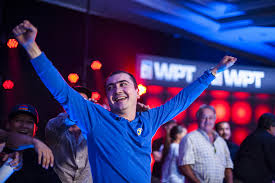 Harry Arutyunyan wins WPT Legends of Poker 2014