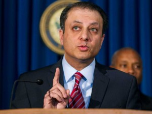 Preet Bharara possible next US Attorney General
