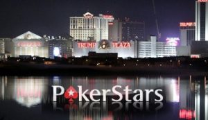Lesniak Christie PokerStars New Jersey