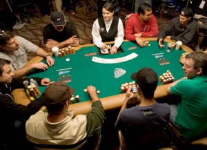 Poker players gambling health survey
