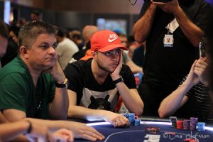 Felix Stephensen 2014 WSOP Main Event runner-up
