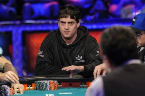 Mark Newhouse WSOP Main Event Final Table 2014