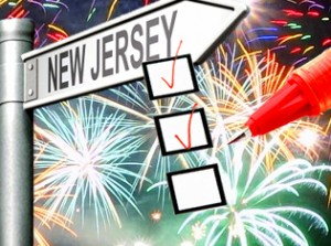 New Jersey DGE regulatory amendments